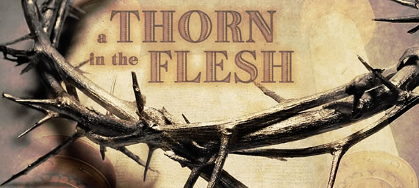 thorn-in-flesh