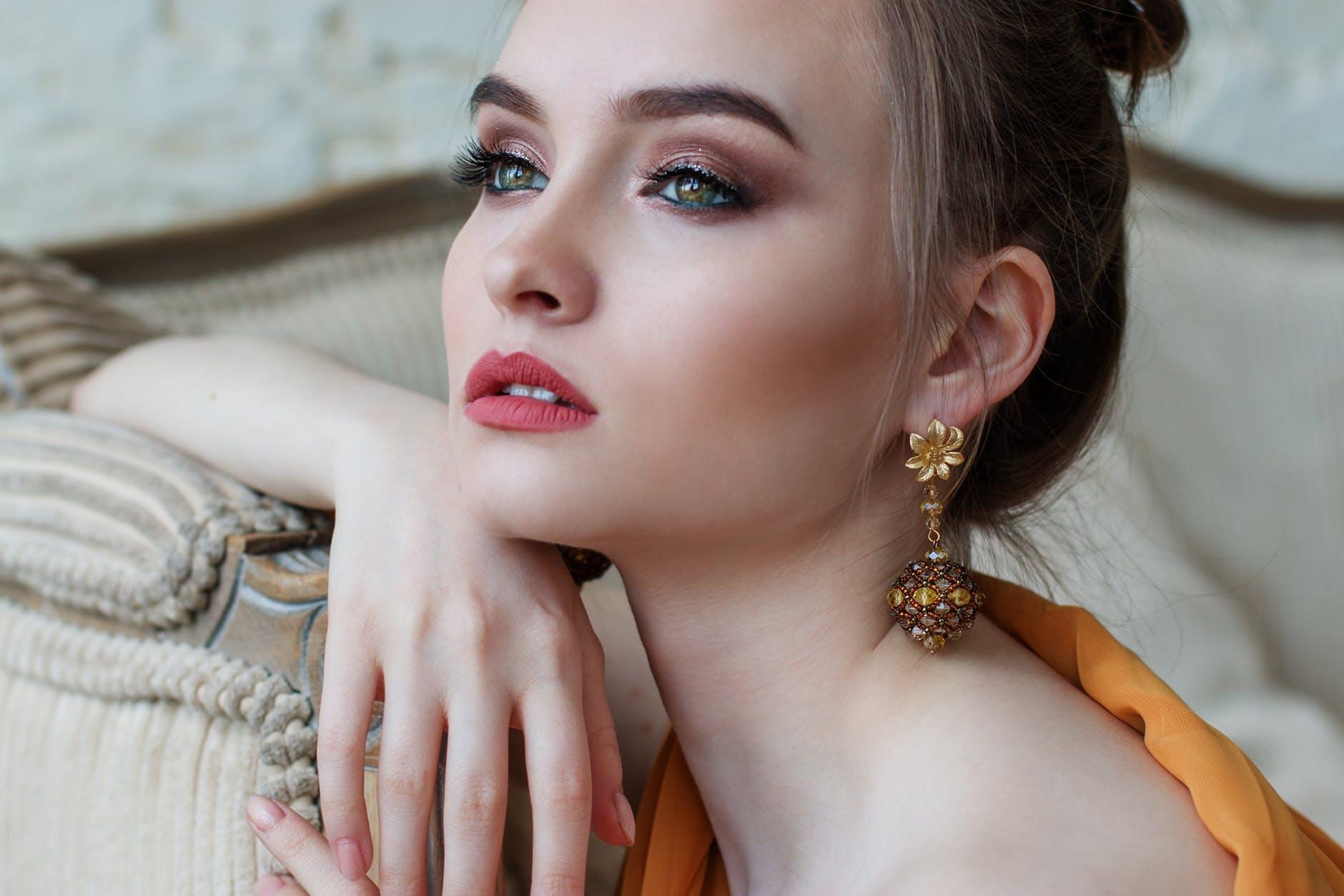 attractive beautiful beautiful girl beauty